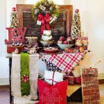 Ideas para montar una mesa de postres en navidad (10)