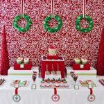 Ideas para montar una mesa de postres en navidad (13)