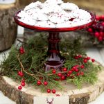 Ideas para montar una mesa de postres en navidad (18)