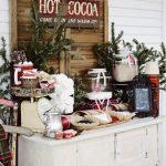 Ideas para montar una mesa de postres en navidad (22)