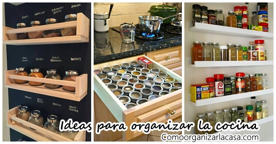 Ideas de organizacion decoracion de interiores fachadas - Ideas para organizar la casa ...
