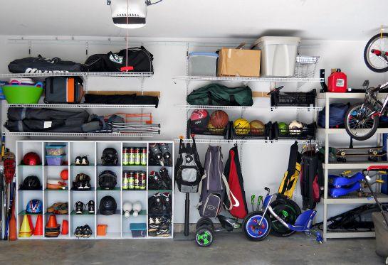 Ranger Un Garage ideas para organizar un garage (28) |