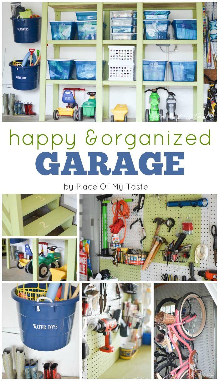 Ideas para organizar un garage 5 decoracion de - Ideas para organizar la casa ...