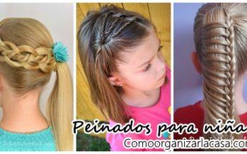 Los mejores 40 peinados para niña