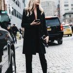 Outfits clásicos y favorecedores para invierno