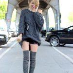 Outfits con botas altas (16)
