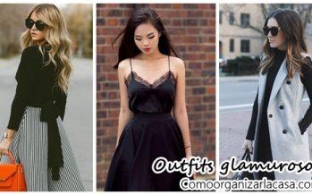 Outfits glamurosos que debes intentar
