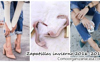 Zapatillas invierno 2017-2018