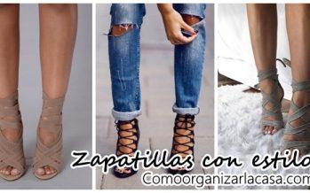 Zapatillas que te harán lucir delgada y con estilo