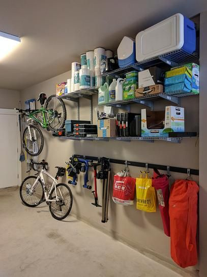 Ideas para organizar un garage