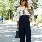 35 Increibles propuestas para usar culottes este 2019