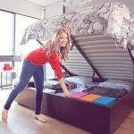 35 magnificas ideas para que ahorres espacio en una habitación