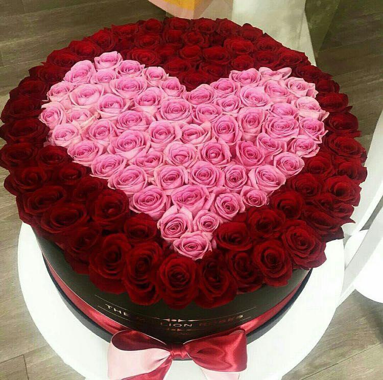 Arreglos florales ideales para San valentín (35) | Decoracion de ...