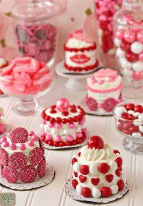 Cupcakes para 14 de febrero (2)