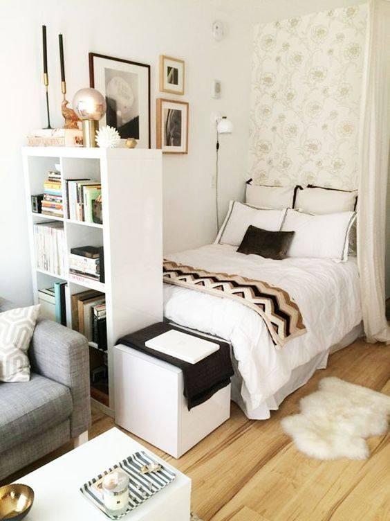 Decoración de dormitorios pequeños | Como Organizar la Casa ...