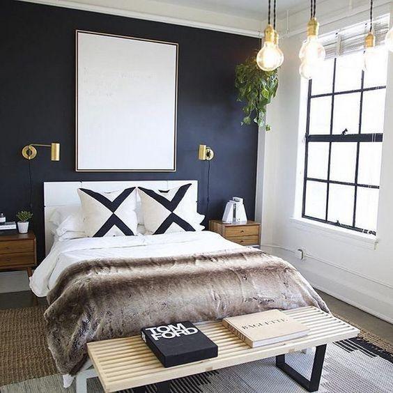 Decoración de dormitorios pequeños (27)