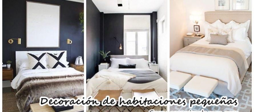 decoracin de dormitorios pequeos