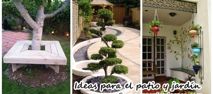 Decoraci n de jardines y patios curso de organizacion de for Patios y jardines decoracion