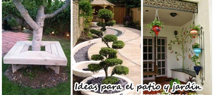 Decoraci n de jardines y patios curso de organizacion de for Murales para patios y jardines