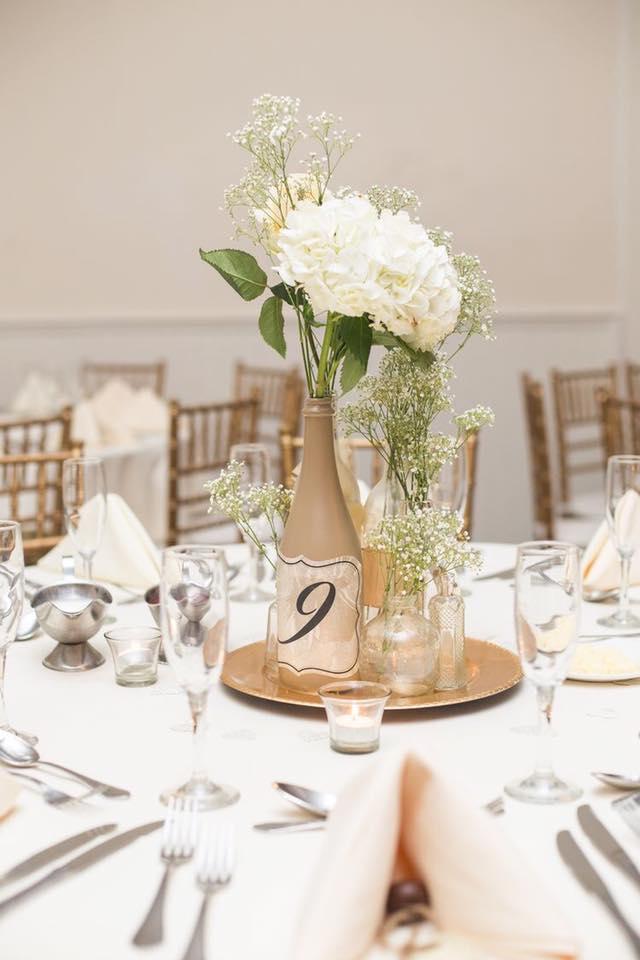 Decoraciones para bodas diy con botellas de vidrio 10 for Decoracion casa novia