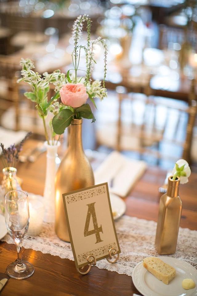 Decoraciones para bodas diy con botellas de vidrio 15 - Decoracion con botellas ...