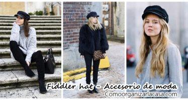 Fiddler hat – el nuevo accesorio de moda