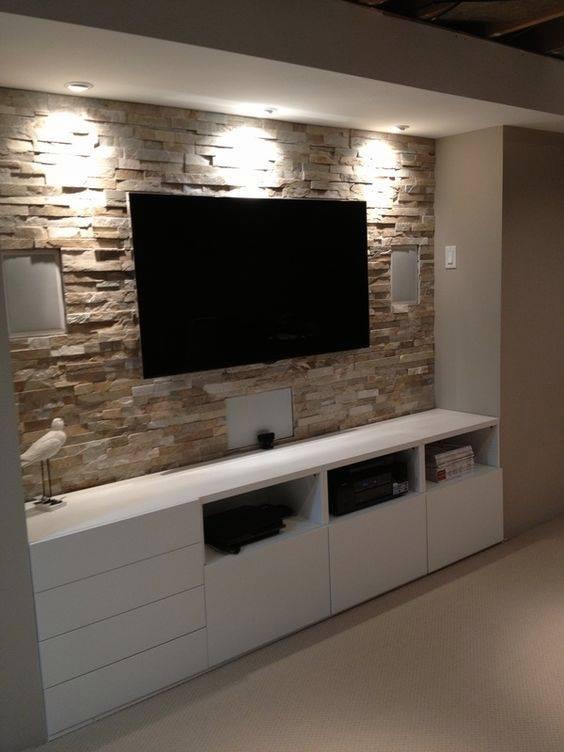 Organizar y decorar cuarto de television tv for Decoracion de interiores ideas economicas