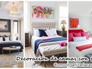 Habitaciones con sofás al pie de la cama
