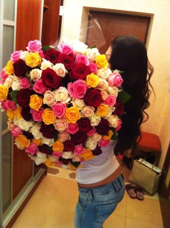 Hermosos Arreglos Florales Un Detalle Que Nunca Pasara De