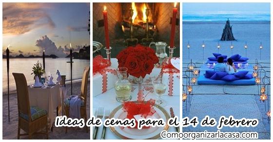 Ideas de cenas rom nticas para este 14 de febrero como - Noche romantica en casa ideas ...