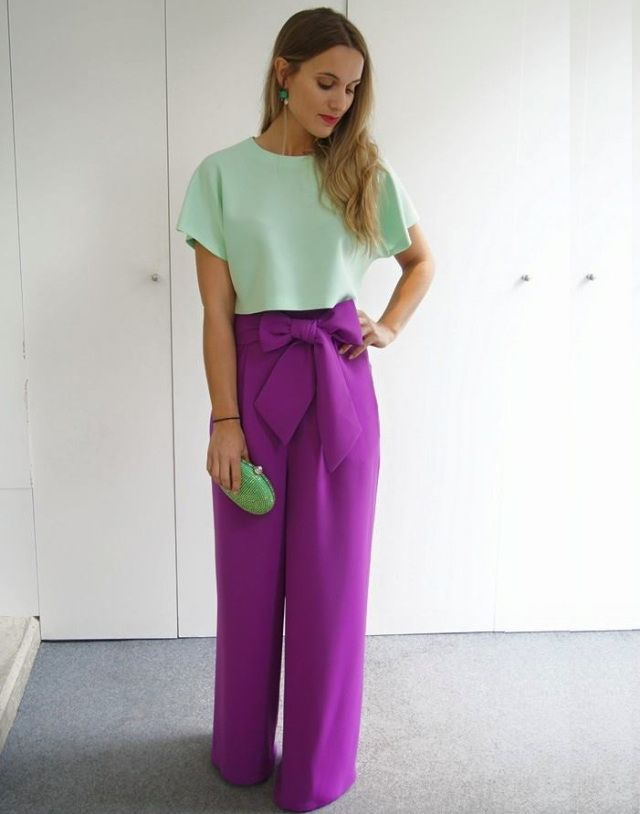 Ideas de outfits coloridos para que te inspires (22) | Decoracion de ...