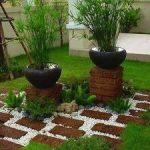 Ideas de pastillos y jardines que le darán un toque increible a tu hogar (10)