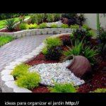 Ideas de pastillos y jardines que le darán un toque increible a tu hogar (2)