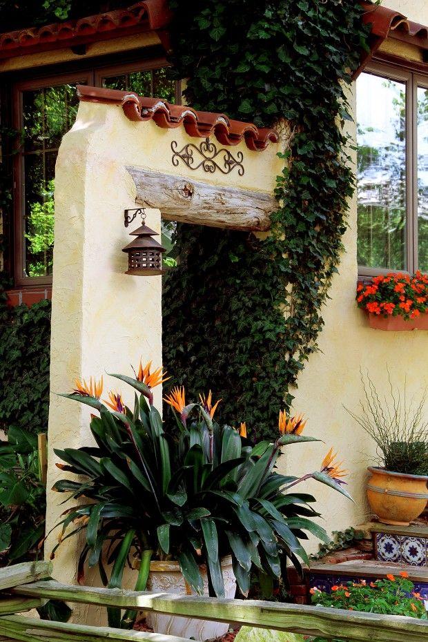 Ideas para decorar el patio de tu casa 27 for Ideas para decorar patios
