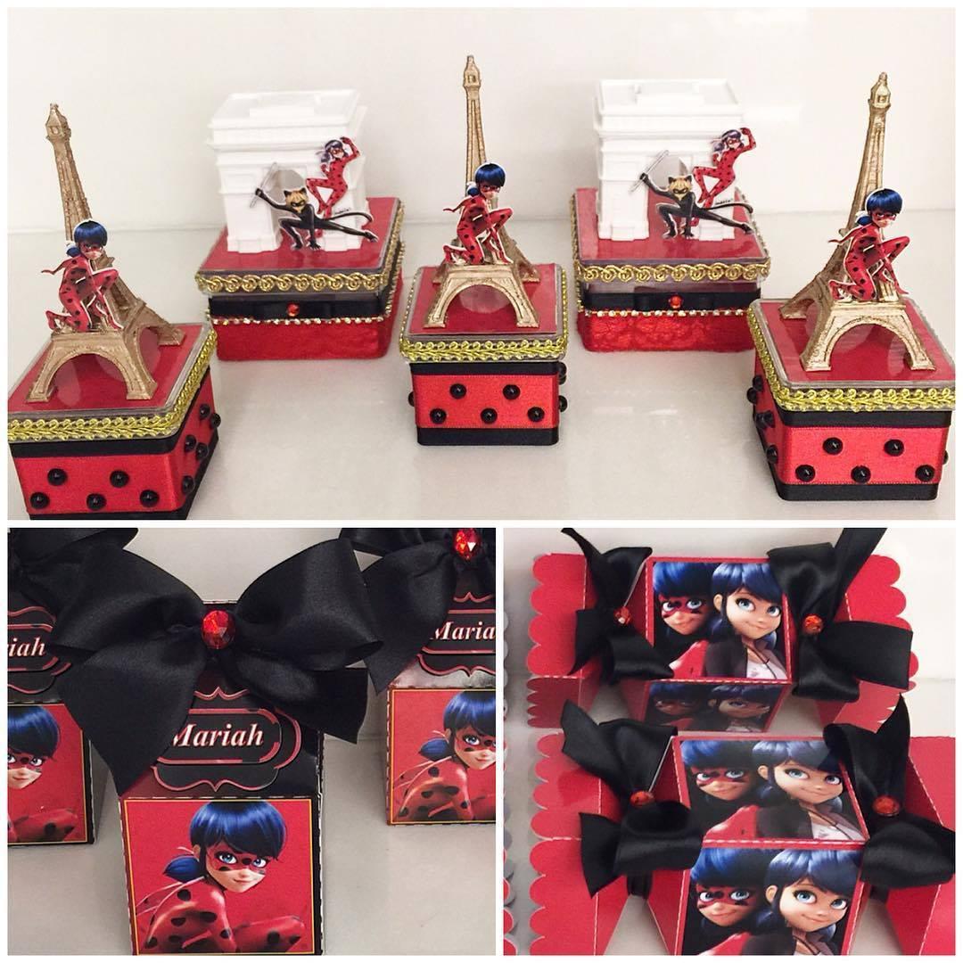 Ideas para decorar fiesta infantil de miraculous o ladybug - Ideas para fiestas infantiles en casa ...