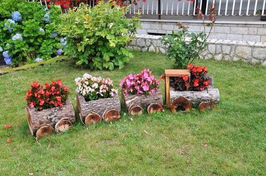 Ideas para decorar tu jard n con flores 15 decoracion - Ideas para decorar tu jardin ...