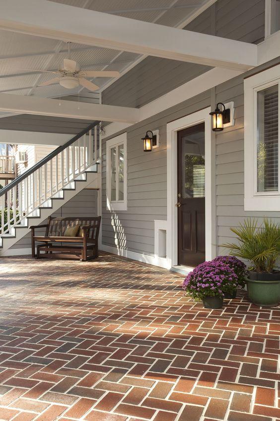 Ideas para decorar tu porche 23 decoracion de for Decorar porche casa