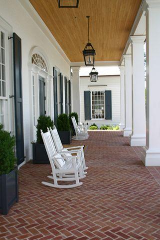 Ideas para decorar tu porche 26 decoracion de for Decorar porche casa
