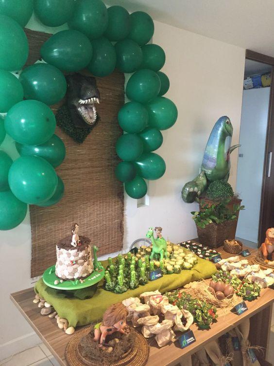 Ideas para fiestas con tema de gran dinosaurio 14 - Ideas para fiestas en casa ...