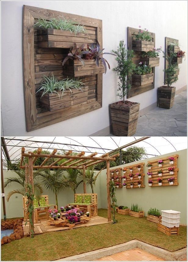 Ideas para montar un patio en el techo de tu casa 14 for Ideas de techos para casas