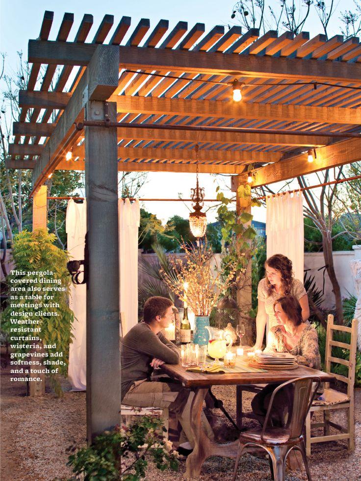 Ideas para montar un patio en el techo de tu casa 2 - Montar un servidor en casa ...
