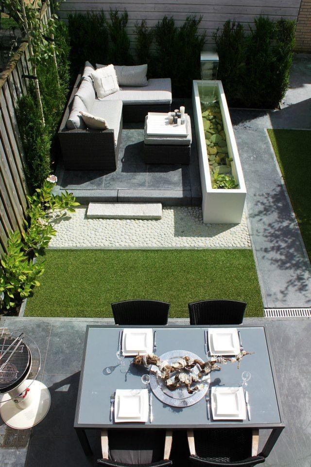 Ideas para montar un patio en el techo de tu casa