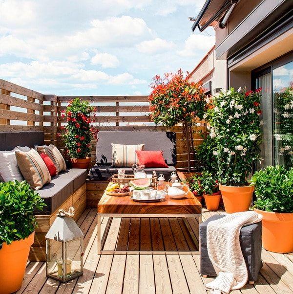 Ideas para montar un patio en el techo de tu casa 5 for Ideas para hacer un techo en el patio