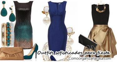Outfits sofisticados para fiestas de noche