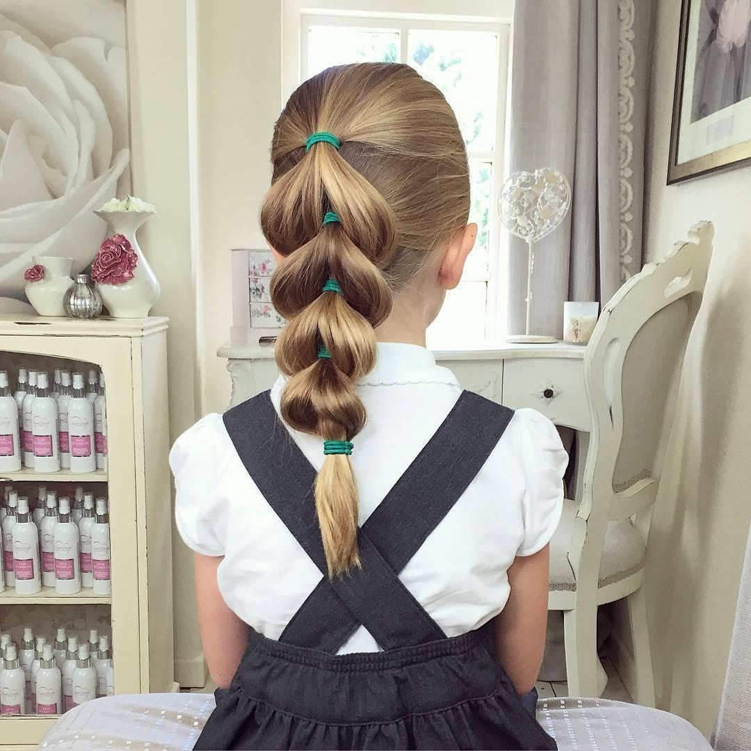 Peinados Con Trenza Para Ni 241 As 35 Como Organizar La
