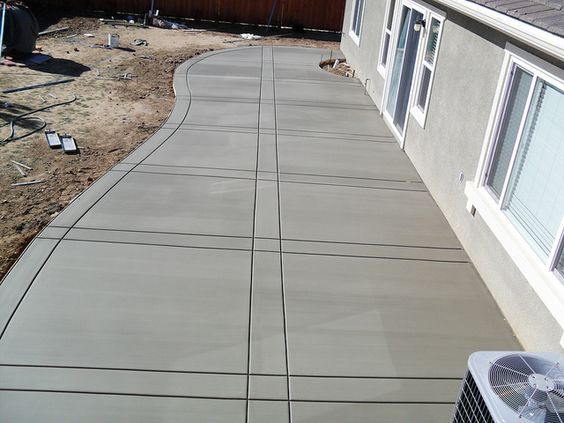 Pisos de cemento para exterior 23 decoracion de - Pintura para pintar piso de cemento ...
