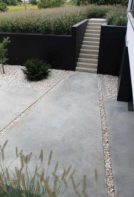 Pisos de cemento para exterior 27 decoracion de for Esterno o externo