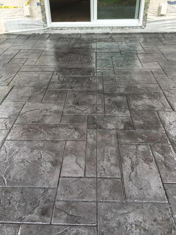 Pisos De Cemento Para Exterior 30
