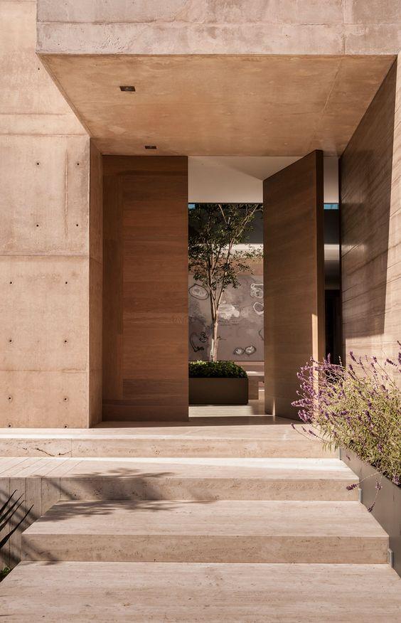 Portales Para Casas Tendencias En Diseño 2019 2020
