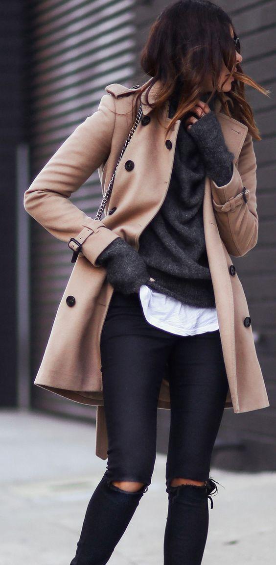 Protegete del frío con estilo con nuestras ideas